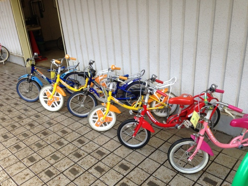 代々木公園サイクリング場