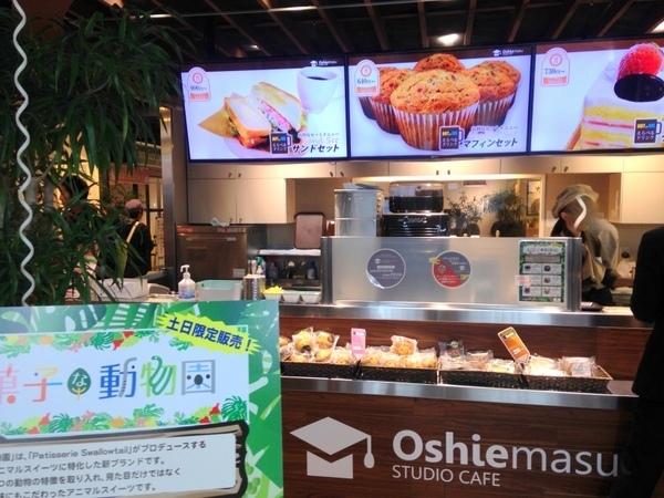 Oshiemasu STUDIO CAFE