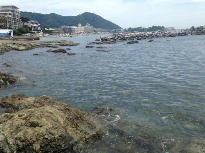 森戸海水浴場