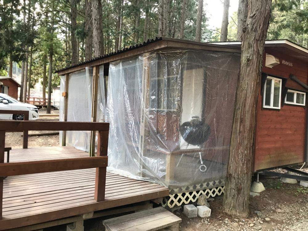 キャンプリゾート森のひととき