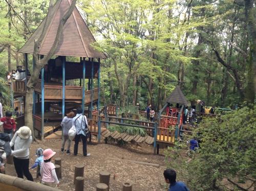 トムソーヤ 冒険の森
