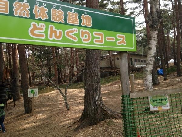 自然体験基地 どんぐりコース