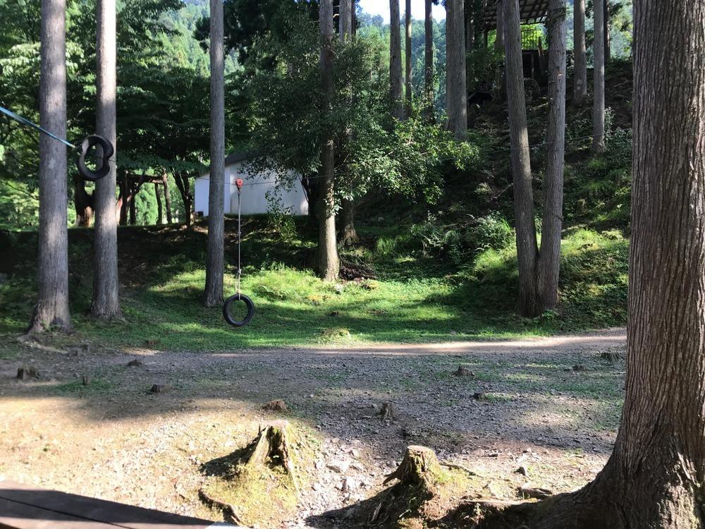 山村都市交流の森