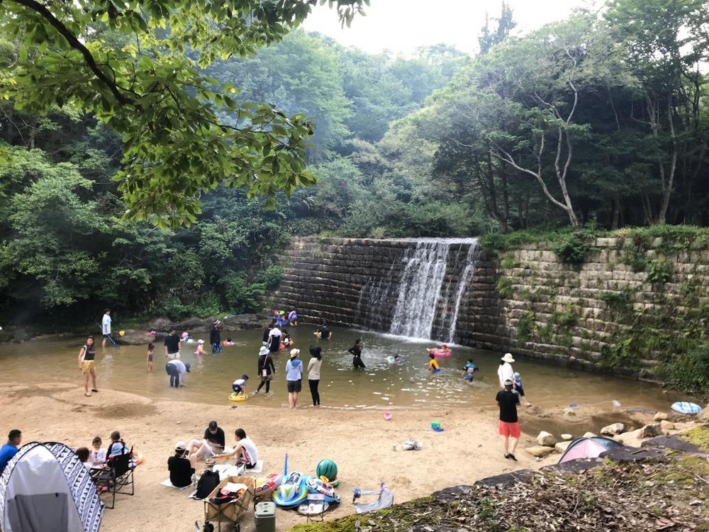 桐生キャンプ場