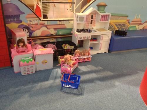女の子向けのおもちゃ