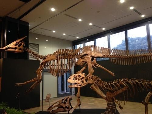 スペイン奇跡の恐竜たち